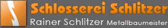 Schlosserei Rainer Schlitzer Logo